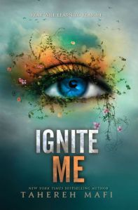 Ignite Me by: Tahereh Mafi NUMBER FOUR